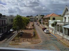 Pueblo de San German, Puerto Rico. walked on these streets many times