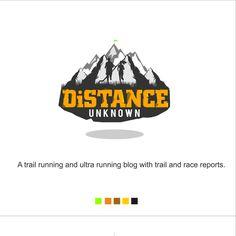 Fun Trail Running Blog Logo by Zackenel362