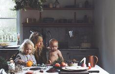 Un Noël suédois chez Ulrika Nihlén   MilK