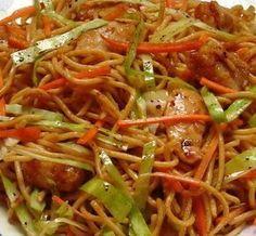Easy Pasta Recipes, Seafood Recipes, Vegetarian Recipes, Cooking Recipes, Healthy Recipes, Asian Recipes, Ethnic Recipes, Hungarian Recipes, Healthy Pastas