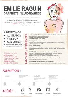 If you like this cv template. Check others on my CV template board :) Thanks for sharing! Resume Design Template, Cv Template, Illustrator Resume, Adobe Illustrator, Cv Website, Artist Cv, Cv Original, Cv Design, Tips