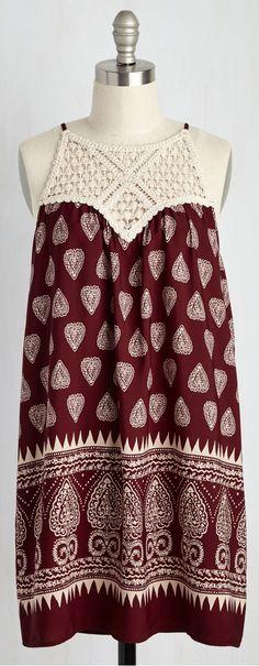 love the crochet yoke