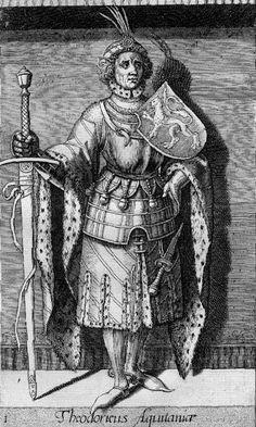 † Thidericus Fresonie (aka Dirk I), ?-923 (graaf), West Frisia (NL)