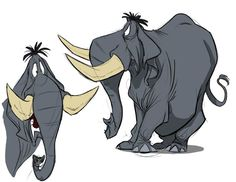 Elephant No. 1 by SuperStinkWarrior.deviantart.com on @deviantART