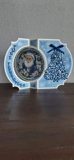 Tri Fold Cards, Folded Cards, Dutch, Stencils, Om, Christmas Cards, Studio, Tableware, Christmas E Cards