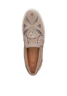 69005ff56a3b Frye Ivy Embroidered Sneakers Ivy