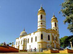 Califórnia, Paraná, Brasil - pop 8.464 (2014)