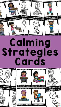 These calming strategies are a great way to help your preschool, toddler, or child with their emotions. This free printable is a great learning tool about how to handle emotions. Emotions Preschool, Preschool Behavior, Emotions Activities, Free Preschool, Social Emotional Activities, Social Emotional Development, Toddler Development, Language Development, Emotions Cards
