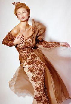 Haute Couture dress from Blanka Matragi's 15th anniversary collection | Blanka Matragi