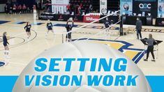 Are your setters seeing the court and reacting in a smart and effective way? Try a drill like this to help train their court vision: