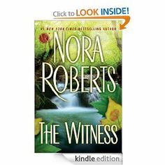 just finished reading The Witness, by Nora Roberts (10/15/12).  unlike some of her recent books, this one is right up there in terms of pace, story, and characters.  an excellent stand-alone