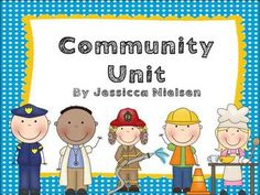 This community unit contains 25 activities to help your students learn about communities. The objective of this unit is to help your students learn about: community helpers who work and live in their community, how communities change over time, local government, the differences between two different communities, and why communities are important.