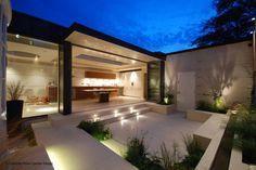 Stunning Urban garden and pavilion by Charlotte Rowe Garden Design