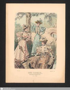 Juni 1896 der Bazar