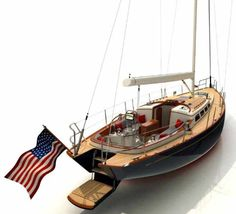 M46 Sailing Yacht by Morris Yachts (8)