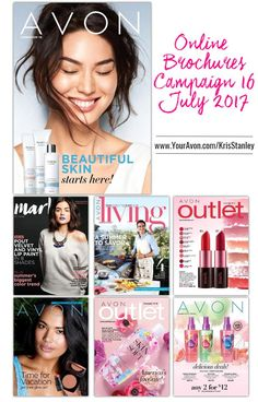 AVON | eBrochure - Campaign 16 2017 Browse the latest brochure, click on your favorite products and order easily online!
