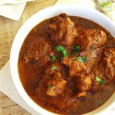 Chicken Kolhapuri: Bold, and spicy is what defines this chicken curry.