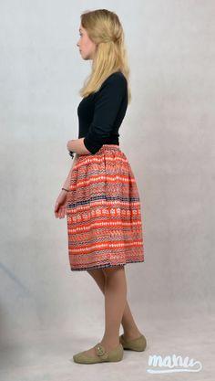 Spódnica Cinta Batik  #manu #manushop #skirt #moda #fashion #batik #spódnica