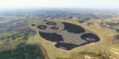 China Merchants New Energy Group ve městské prefektuře Ta-tchung nedávno vybudovala novou solární elektrárnu