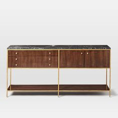 Uptown Buffet | west elm EXPENSIVE - FIND ALTERNATE $2,000