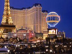 Paris Las Vegas Hotel Casino.  This is my favorite casino.  The gaming area is beautiful.