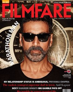akshy kumar on FILMFARE COVER .