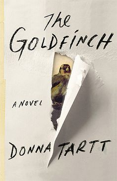 click image to read or download books The Goldfinch