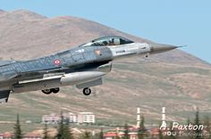 https://flic.kr/p/PahfdN | Turkish Air Force | Lockheed Martin F-16C Fighting Falcon | 94-0091 | 132 Filo 'Dagger' - Konya Air Base, Turkey | NTM15 - Konya Air Base, Turkey