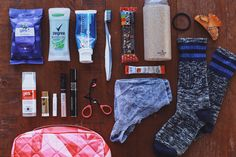 What To Pack In Your Overnight Bag — The Witty And Pretty
