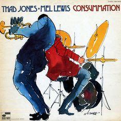 Consummation - Thad Jones, Mel Lewis