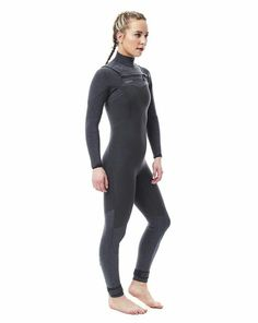 Womens Wetsuit, Surf Outfit, Sporty Outfits, Black Suits, Swimsuits, Swimwear, Zip Ups, Active Wear, Bodysuit