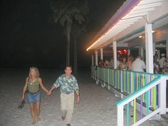 We have lots of great places to eat and watch the sunset on Clearwater Beach - this is Palm Pavilion    FREE Search of Clearwater MLS For all your Clearwater Beach Real Estate info visit our community site or call Clearwater REALTOR, Cyndee Haydon to l