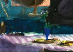 """bofransson: """"Still Life Panayiotis Tetsis """" Figure Painting, Painting & Drawing, Greek Paintings, Around The World In 80 Days, Video Artist, Post Impressionism, 10 Picture, Greek Art, Art Database"""