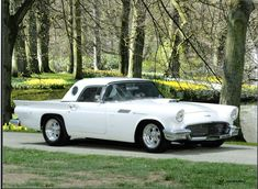 1957_ford_thunderbird-pic-27227.jpeg | Now That's a CAR ...