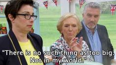 """Every Single Sexual Innuendo From The First Episode Of """"The Great British Bake Off"""""""