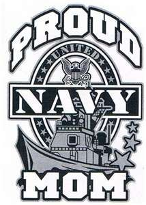 My son joined the Navy 2013