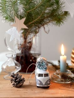 """This Christmas still-life is from our feature """"White Christmas"""""""