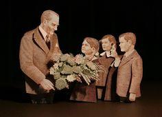 """Presenting Flowers (Turkey)  2006  3 Turkish 100 000 Lirasi bills  2.0"""" x 1.5"""" x 2.0""""  NEXT PREV."""