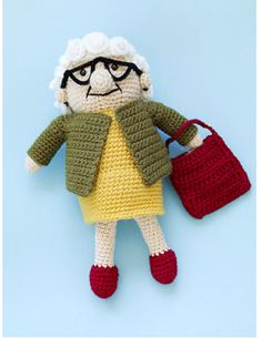 Free crochet pattern Lion Brand: Crochet Lola Pattern No. L0362