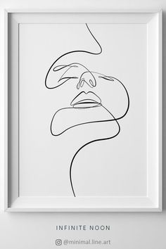 Abstract Female Face Print Printable One Line Drawing - Abstract Female Face Print Printable One Line Drawing Feminine Continuous Lines Minimalist Artwork Face Line Art Modern Wall Art Decor May Minimal Line Illustration One Line Drawing Print Illustration Ligne, Line Illustration, Illustration Fashion, Art Illustrations, Minimalist Artwork, Line Art Tattoos, Tattoo Art, Face Lines, Abstract Line Art