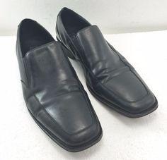 Gordon Rush Brown Loafers Shoes Collin 6141 Mens 11.5M  #GordonRush #LoafersSlipOns