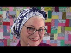 How to make really easy Scrub Caps – Sabrina Reinhardt Scrub Hat Patterns, Hat Patterns To Sew, Sewing Patterns, Stitch Patterns, Knitting Patterns, Sewing Tutorials, Sewing Projects, Sewing Ideas, Surgical Caps