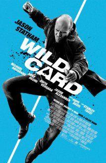 Wild Card (2015). 1/10 Horrible