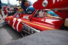 Ferrari 312B #27, Jacky Ickx, 1970 Belgian GP