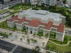 Museo de Arte de Puerto Rico. Mi primer proyecto con Luis Gutierrez Architects.