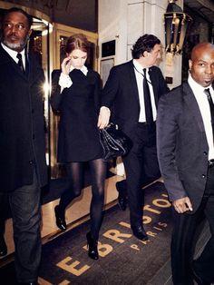 "Vogue Paris December 2013 / January 2014, ""Vie Privée"""