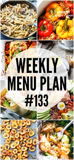 Easy Weeknight Dinners, Frugal Meals, Quick Meals, Budget Dinners, Dinner On A Budget, Dinner Menu, Dinner Ideas, Weekly Menu Planning, Meal Planning