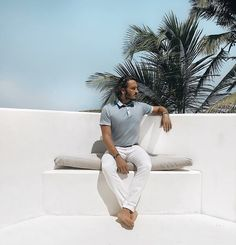 Life is a question of inner peace and pleasure for elegant appearance; the spirit of Maison WATTINNE Paris. Thank you @mrmonnet for this marvellous picture taken in Lamu Island, Kenya, @forodhanihouselamu