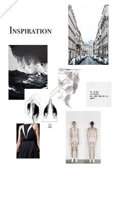 Inspiration Mood Board  Fashion and art inspiration