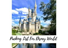 Although school has just started back for most, the next holidays aren't that far away so it's the perfect time to plan your next family holiday to Disney World Next Holiday, Family Holiday, Packing List For Disney, Everyday Items, Far Away, Barcelona Cathedral, Disneyland, Travel Tips, Holidays